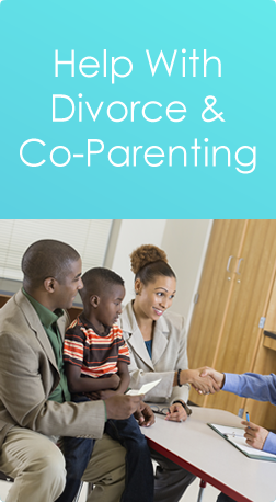 help with divorce and co-parenting