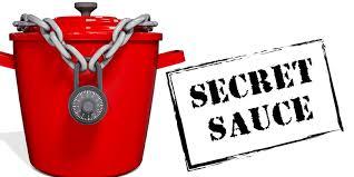 Secret Sauce for the 20 Percent