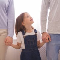 "FIVE CHARACTERISTICS OF A ""GOOD CO-PARENT"""