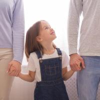 """FIVE CHARACTERISTICS OF A """"GOOD CO-PARENT"""""""